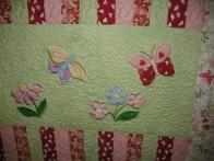 Margo's Butterfly Quilt