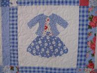 Anne's 30's Floral Dresses Quilt