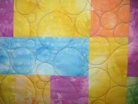 Shirley's Sherbet Brick Road Quilt
