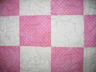 Patti's Snow White Quilt