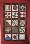 Peggy's Block of the Month Quilt