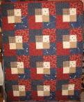 Luann's Patriotic Quilt