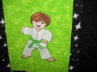 Pat's Karate Quilt