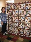 Marie's Star Quilt