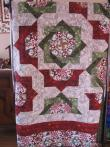 Judy's Entwined Stars Quilt