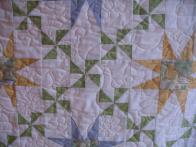 Rosemary's Winnie the Pooh Quilt