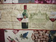 Brenda's Wine Quilt #2