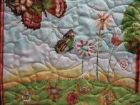 Marjorie's Garden Quilt