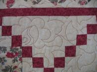 Sibyl's Rose Quilt